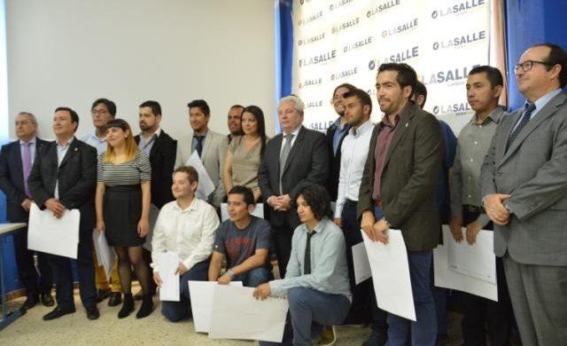 Becarias y Becarios del Programa Técnicos para Chile